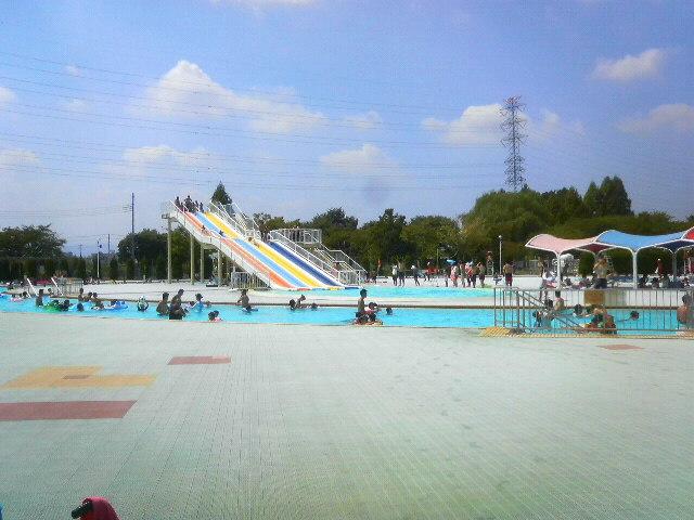 最後のプール