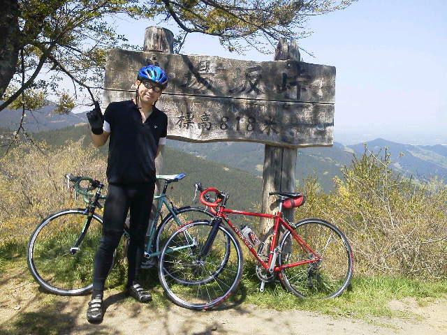 森林浴サイクリング(^^)d