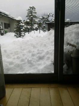 大雪騒動(<br />  笑)